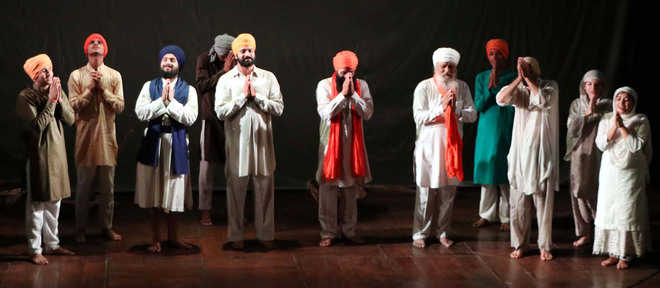 Punjab Natshala celebrates 485th Parkash Utsav of Guru Ram Das