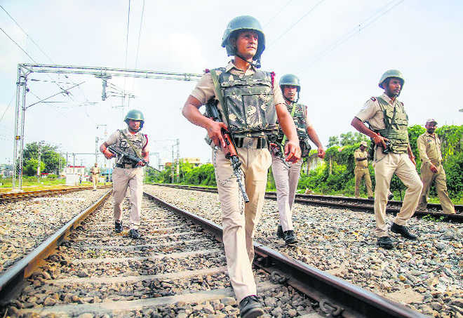 Knowing Central Armed Police Forces