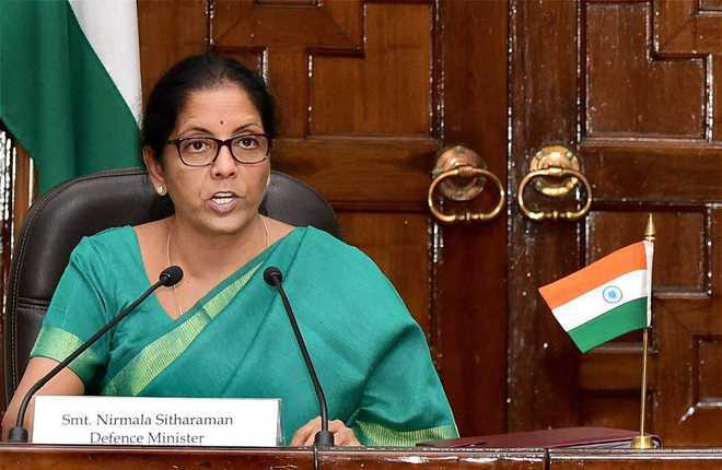 Human rights became 'buzzword' after Art 370 revocation: Sitharaman
