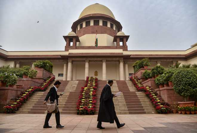SC to pronounce order on plea for Justice Arun Mishra's recusal on October 23
