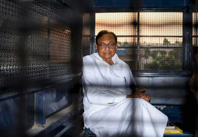 ED arrests Chidambaram in INX Media money laundering case