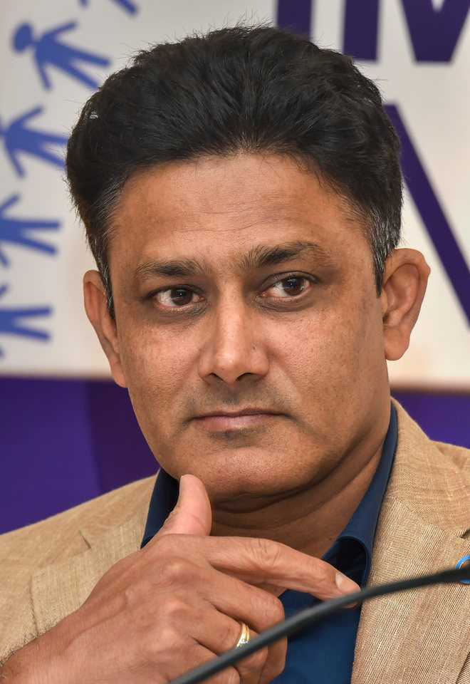 Back to coaching, Kumble says he has learnt his lesson from past