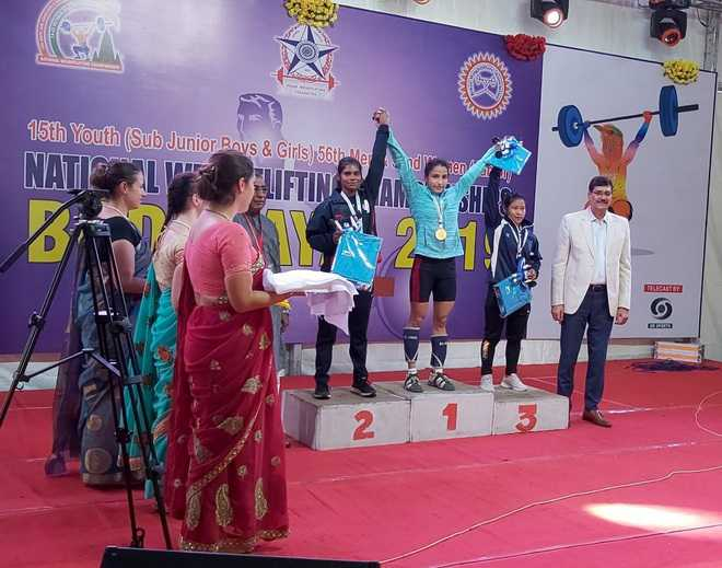 Veerjeet clinches gold in Junior Nationals