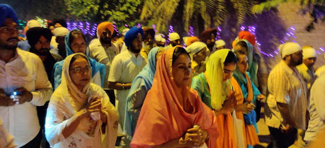 International nagar kirtan reaches Muktsar