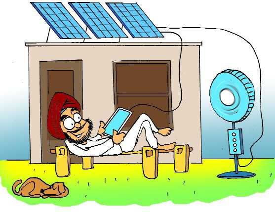 Rooftop solar power catches fancy of Punjab, Hry users