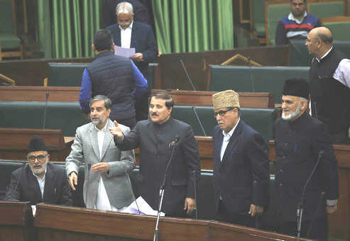 Jammu and Kashmir admn orders abolition of legislative council