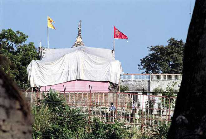 Ayodhya issue: BJP cautions leaders against making statements