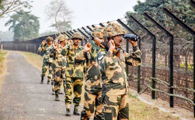 BSF jawan killed in rare firing by B'desh trooper