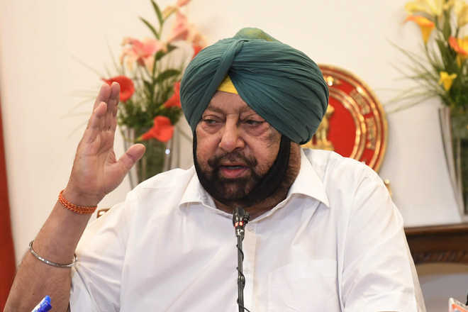 By allying with INLD, SAD put Punjab's claim on river waters at stake: Amarinder