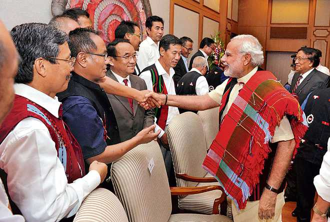 The tattered Naga peace accord under lens