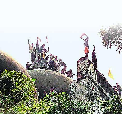 Ayodhya: BJP cautions leaders