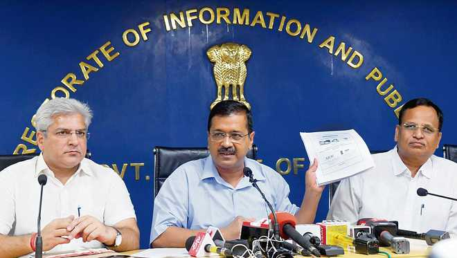 Odd-even scheme back in Capital, fine for violation increased to Rs 4K