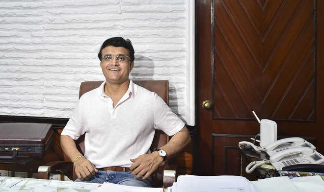 BCCI prez-elect Ganguly to skip Ranchi Test due to ISL commitment