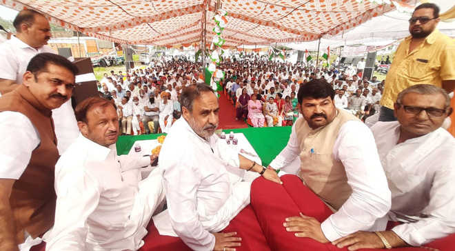 Congress policies will benefit people, says Anand Sharma