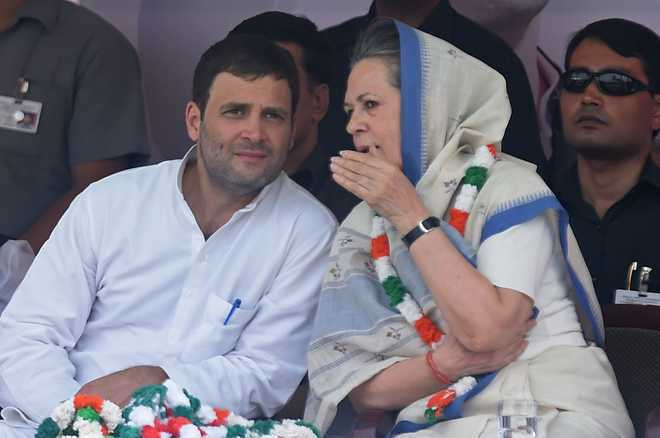 Rahul to replace Sonia as speaker at Mahendragarh rally