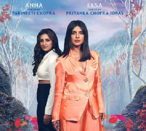 Priyanka, Parineeti to voice for Elsa, Anna in 'Frozen 2' Hindi version
