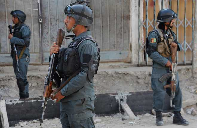62 killed, over 100 injured in blast inside Afghan mosque