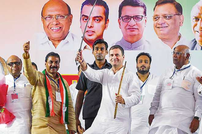 Inevitably, Rahul on the comeback trail