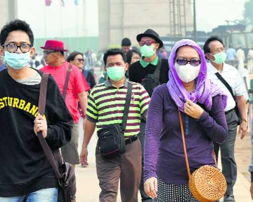 Air quality in Capital 'very poor' again