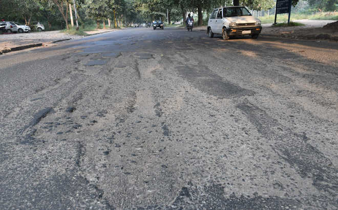 40 roads to be recarpeted