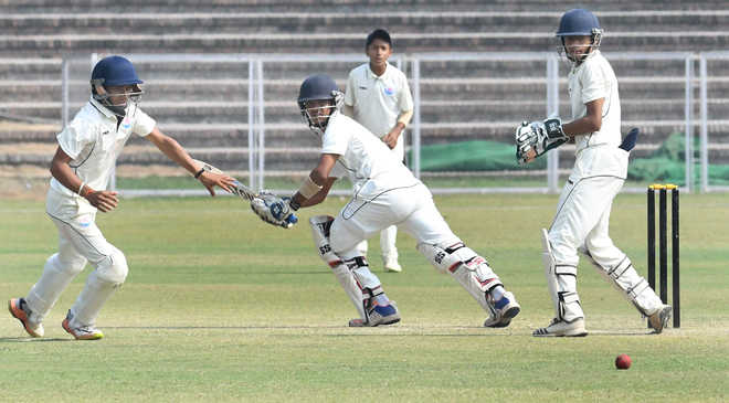 Azhar claims five-wicket haul for J&K