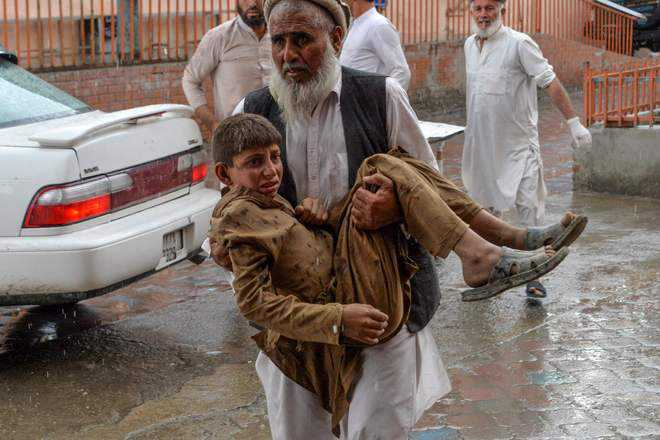 62 die in Afghan mosque blast
