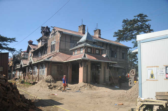 Bantony Castle to resonate with Shimla's history, colonial link