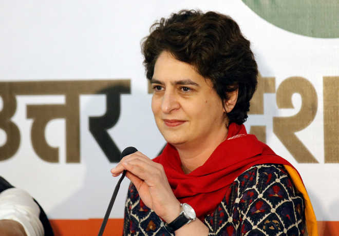 Govt's job is to improve economy, not to run a comedy circus: Priyanka