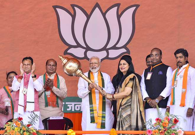 Campaigning ends in Haryana, over to 1.83 crore voters now