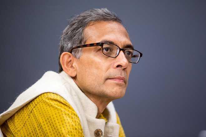 Nobel winner Abhijit Banerjee visits alma mater JNU