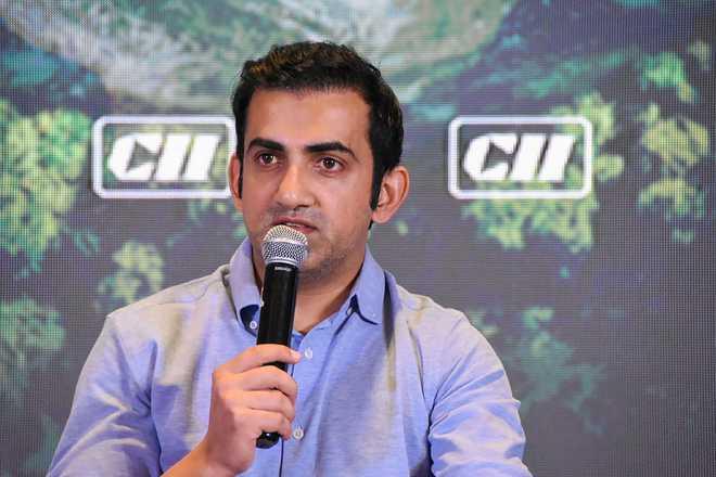 Gautam Gambhir helps Pak child get visa for treatment in India