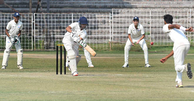 Azhar, Ranjot secure three points for J&K
