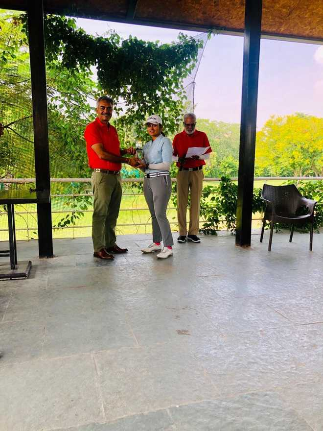 Hunar excels in northern junior golf