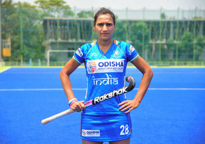Rani says home support will be huge boost for Indian team in FIH Olympics qualifier