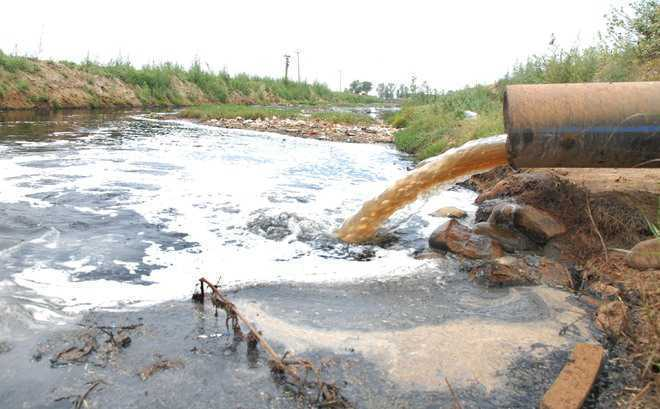 Pollution board slaps ~1 cr fine on Baddi effluent treatment plant