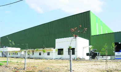 Solid waste plant may start operations again