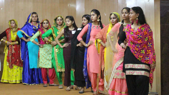 Theme-based fashion show organised at BFC