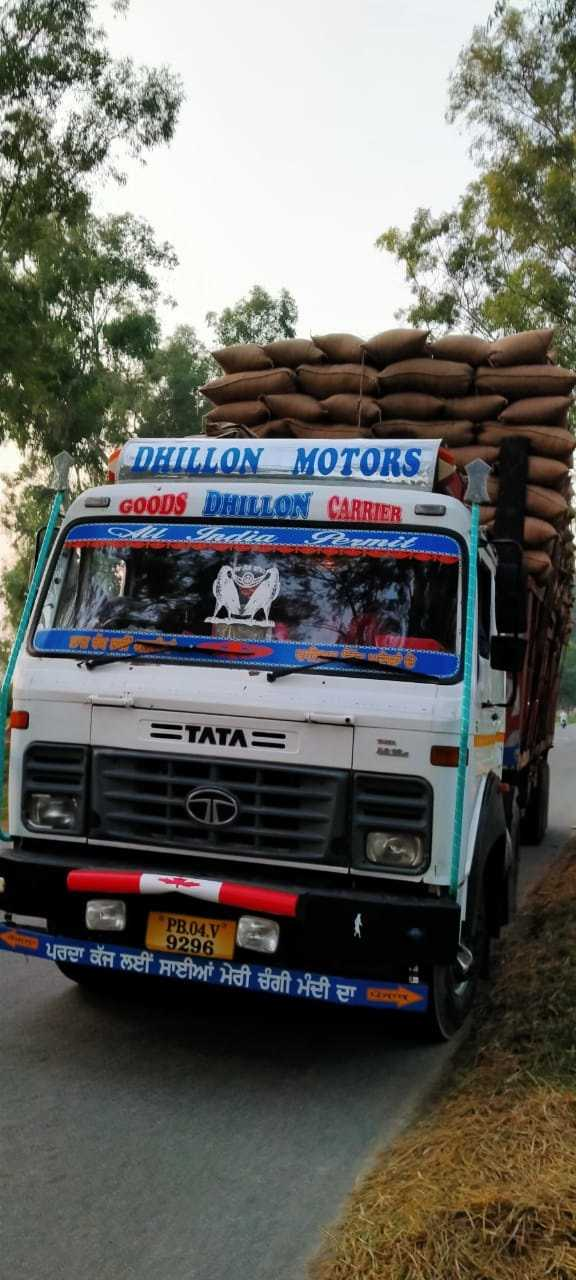 Overloaded trucks a threat to commuters