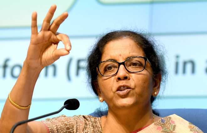 India-US trade negotiations on at full speed: Sitharaman