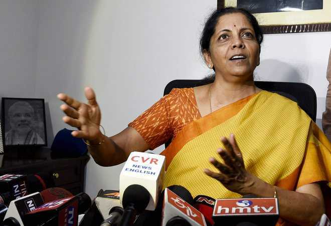 Will prepare blueprint for international cos looking beyond China: Sitharaman
