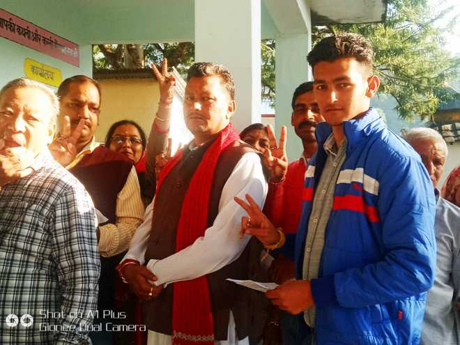 Nearly 69 per cent voter turnout in Himachal bypolls