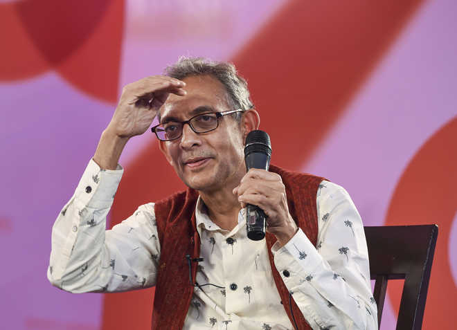 Govt's stringent commitment to low inflation hurting farm sector: Abhijit Banerjee
