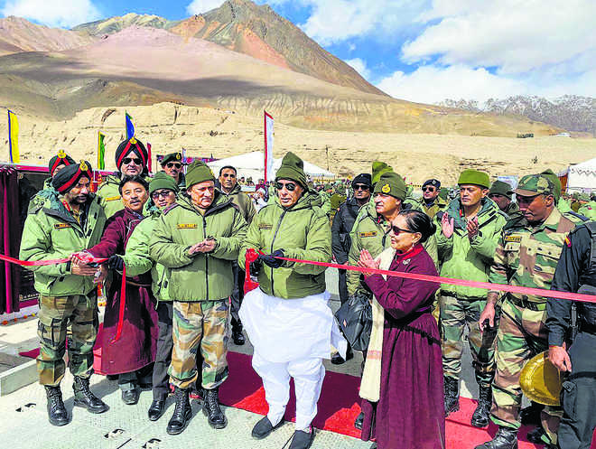 Siachen opened to tourists