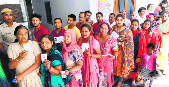 BJP set for Maharashtra, Haryana victory: Exit polls