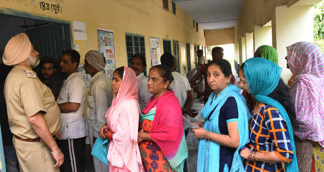 Bogus voting, rigging mark Assembly poll in Ambala