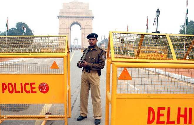Delhi is India's crime capital, latest government data show