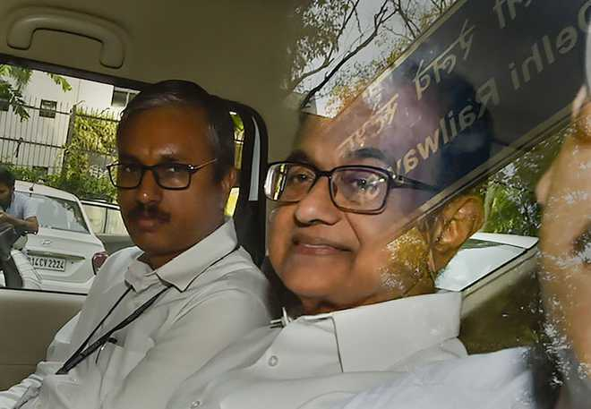 Congress leader P Chidambaram gets bail in INX media case