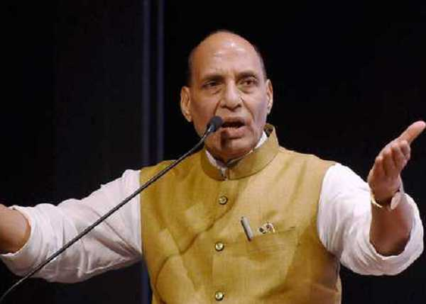 Navy maintained vigilance to ensure 26/11 doesn''t recur: Rajnath