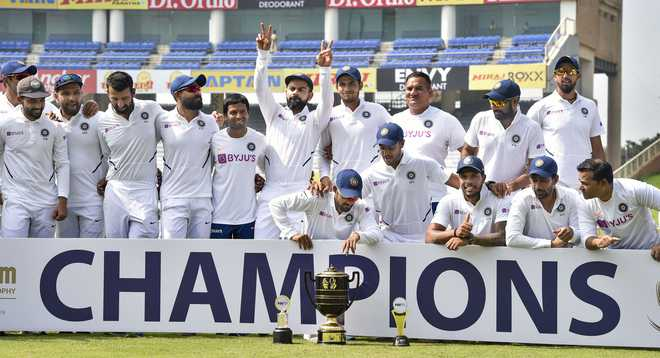 India blow away South Africa in Ranchi for 3-0 clean sweep