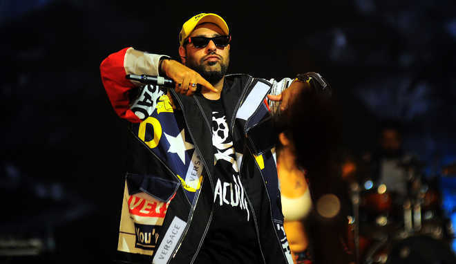 Badshah reacts to Dr. Zeus's claim of stealing 'Don't be shy' for 'Bala'